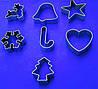 """Набор вырубки для печенья """"Новый год"""", фото 3"""
