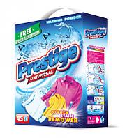 Стиральный порошок Prestige Universal, короб, 5,5кг.