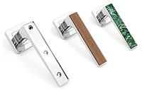 Дверные ручки RDA INSERT CP – хром
