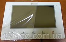 Myers M-72SD White, домофоны для квартиры, дачи. Установка, подключение, фото 3