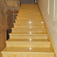 Лестница из натурального камня Sunny (Подступенок) 30 мм