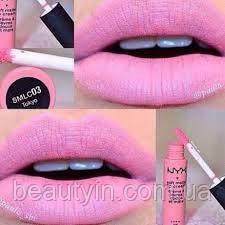 Жидкая матовая губная помада NYX Soft Matte Lip Cream smlc03 TOKYO