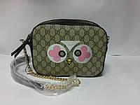 Сумка-клатч маленькая брендовая Gucci Гучи