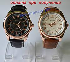 Чоловічі брендові жіночі наручні годинники YAZOLE 336 НОВИНКА!!!
