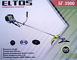 Бензокоса ELTOS БГ-3900, фото 2