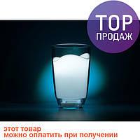 Ночник в виде «стакана с молоком» / осветительные приборы