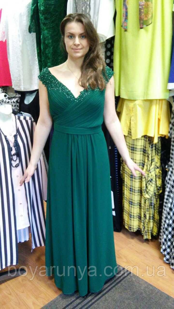 Малахит цвет платье