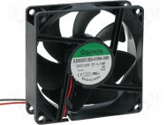Промышленный вентилятор EE80251B3-999 Sunon