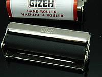Машинка для самокруток Gizeh ручная, металл, 70мм