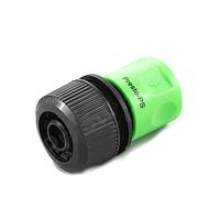 Коннектор для полива: 30 шт. в упаковке, пластик, для шлангов ¾ дюйма