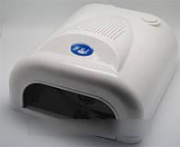 Ультрафиолетовая лампа для ногтей с выдвижным дном 36W, лампа YRE L-19, УФ лампы для маникюра