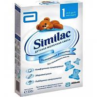 Similac Молочная смесь 1 (0м+) 350г картон 5099864007640