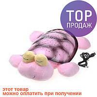 Черепаха проектор-светильник звездное небо, музыкальная / snail twilig musical / осветительные приборы