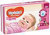Подгузники Huggies Ultra Comfort 3 (5-9 кг) для девочек 56 шт.