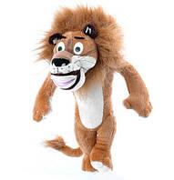 Мягкая игрушка серия Мадагаскар, лев