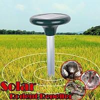 Отпугиватель грызунов (кротов) на солнечной батарее Solar Rodent Repeller