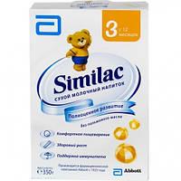 Similac Молочная смесь 3 (12м+) 350г картон (детское молочко)