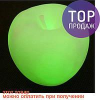 """Детский светильник ночник """"яблочко""""/ осветительные приборы"""