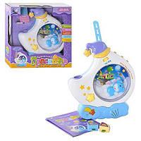 Ночник проектор музыкальный для детей
