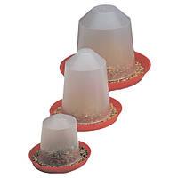 Savic КОРМУШКА (Aviary Feeder) напольная для птиц, пластик, 1 л