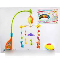 Детская музыкальная карусель (мобиль) BAMBI FS 34519 HN