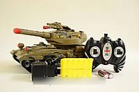 Радиоуправляемый Боевой танк 9354 (хаки)