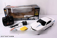Машина радиоуправляемая GK 866-1402B Chevrolet Camaro (белая)