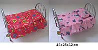 Игрушечная крроватка для куклы, Melobo 9342 SR
