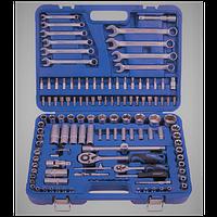 """Набор инструментов 1/4"""" и 1/2"""" 130 ед. STANDART ST-0130"""