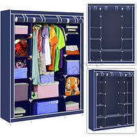 Многофункциональный шкаф для хранения вещей 130см х 45см х 170см