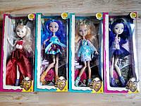 """Кукла """"Ever After High"""" 4 вида, шарнир, с акс., 5032-1/2/3 (1199804/5/6/7) HN"""
