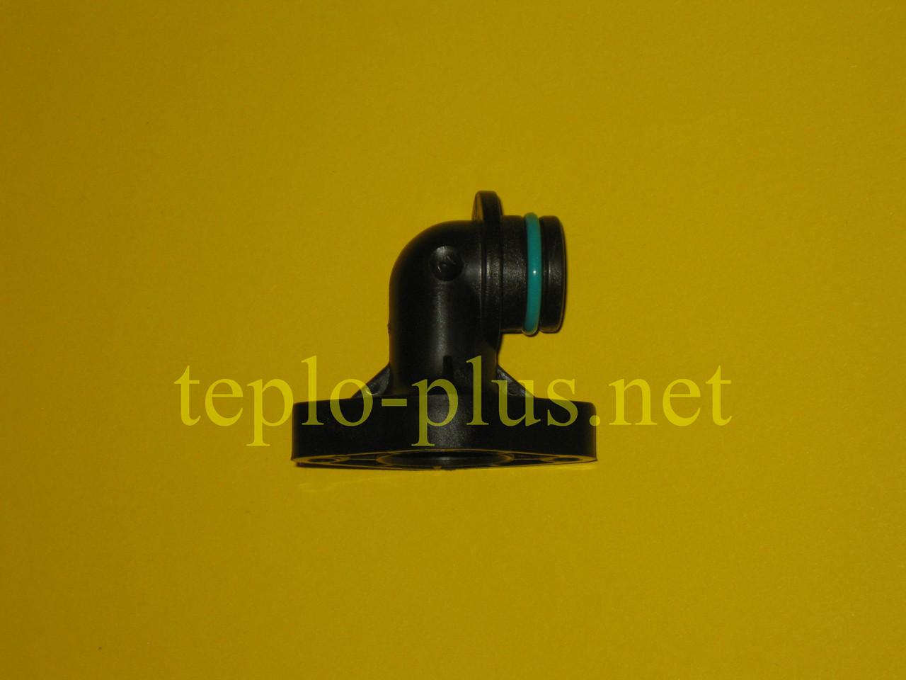 Ниппель (переходник) подачи Daewoo Gasboiler DGB-100, 130, 160, 200, 250, 300 MSC/MES, 350 MES