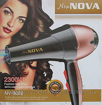 Фен для волос Nova NV-9020 2300W!Опт, фото 2