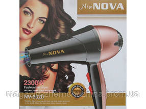 Фен для волос Nova NV-9020 2300W!Опт, фото 3