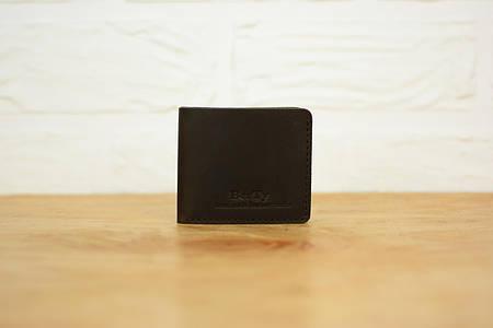 Классическое портмоне «Компакт» |10203| Шоколад