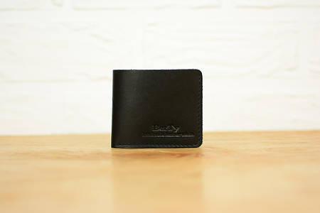 Классическое портмоне «Компакт» |10204| Черный