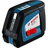 Лазерный нивелир Bosch GLL 2-50+штатив