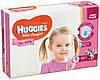 Подгузники Huggies Ultra Comfort 5 (12-22 кг) для девочек 42 шт.