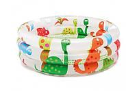 Детский надувной бассейн «Динозаврики» Intex 57106  HN