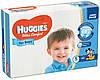 Подгузники Huggies Ultra Comfort 5 (12-22 кг) для мальика 42 шт.