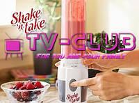 Блендер Фруктовый фейерверк (Shake N Take Blender)