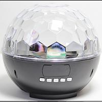 Цветомузыка аккумуляторный Диско-Шар LED Magic Ball YPS D 50