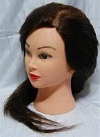 Голова учебная с искусственным термостойким волосам YRE-4-519Z YRE