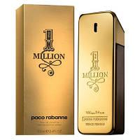 Мужская туалетная вода 1 Million Paco Rabanne (1 Миллион, Ван Миллион) мужская парфюмерия