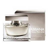 Женская туалетная вода Dolce&Gabbana L`eau The One (Ле Зе Ван) - свободный ванильно-плодовый аромат!