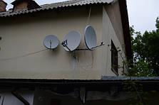 Установка, ремонт спутникового оборудования