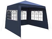 Палатка, беседка, ПАВИЛЬОН 3x3 м садовый, 3 стены