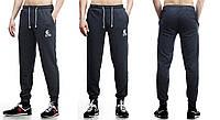 Спортивные штаны Ястребь трикотажные (без начеса) Антрацит ART1850
