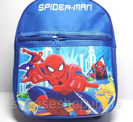 """Рюкзак для хлопчика """"Людина Павук"""", фото 2"""