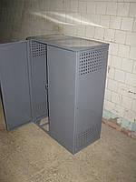 Шкаф для двух газовых баллонов